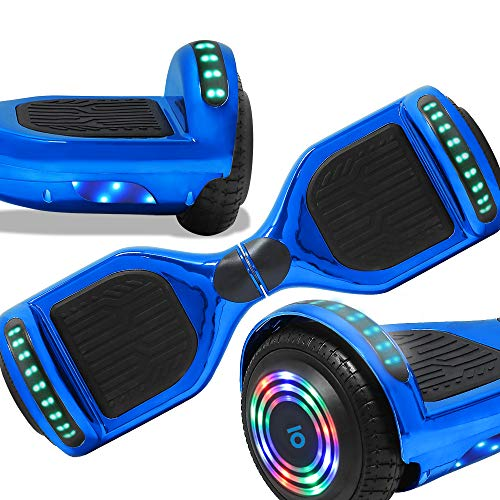 CHO POWER SPORTS Hoverboard 6.5' inch Wheel Electric Smart Self Balancing...