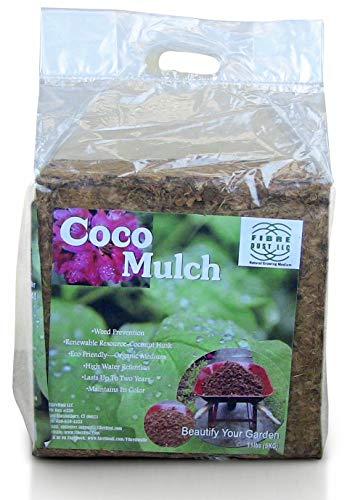 FibreDust CoCo Mulch, 11- Pounds