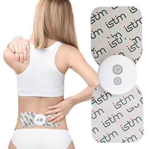 Kabelloses Solo-TENS-Gerät im Miniformat von Med-Fit, TENS-Stimulator zur Schmerzlinderung, ideal für alle Körperteile.