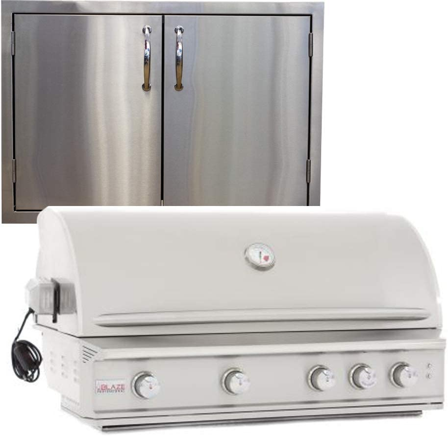 Blaze Grills safety Professional 44-Inch 4 Natural Burner unisex and Grill Gas