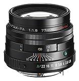 Pentax Objectif 77mm f/1,8 pour Appareil Photo Num érique Noir