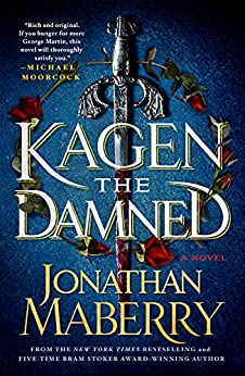 Kagen the Damned by [Jonathan Maberry]