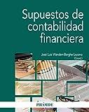 Supuestos de contabilidad financiera (Economía y Empresa)