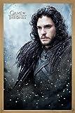 Game of Thrones Poster Staffel 6 Jon Snow (66x96,5 cm)