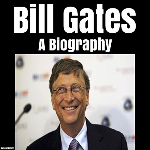 Bill Gates audiobook cover art