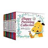 GonFan Los Libros para niños Padre-Hijo Interactivo Libro de imágenes 9 volúmenes de Cuentos Inglés Hora de Dormir for niños de 0-6 años (Color : Multi-Colored, Size : 19x15.2x10.5cm)