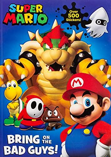 Super Mario: Bring on the Bad Guys! (Nintendo) (Nintendo - Super Mario) [Idioma Inglés]