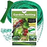 HSelar Best Bird Netting - Protect Plants and Fruit Trees from Birds and...
