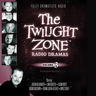 The Twilight Zone Radio Dramas, Volume 3 cover art