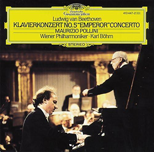 マウリツィオ・ポリーニ, ウィーン・フィルハーモニー管弦楽団 & カール・ベーム