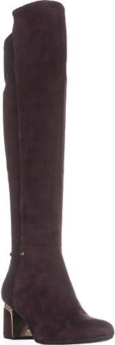 DKNY Cora Knee High Damen Stiefel Stiefel Stiefel Schwarz  beste Qualität