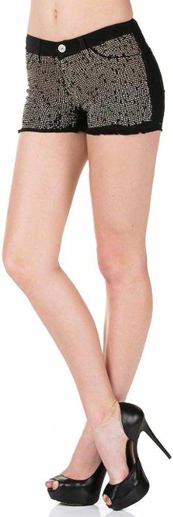 O2 Denim Women's Shorts, PS 7004