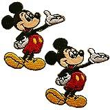 パイオニア ワッペン ディズニー ミッキーマウス DI400-DI43