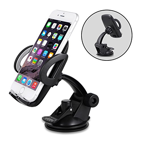 Phone Holder for Car, Car Phone Mount Car Holder Universal Car Cell Phone Holder Dashboard Compatible I Phone Xs,XS MAX,XR,X,8