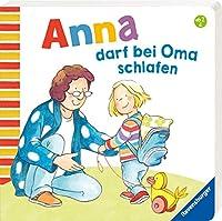 Schwarz, R: Anna darf bei Oma schlafen