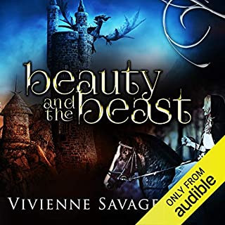Beauty and the Beast: An Adult Fairytale Romance audiobook cover art