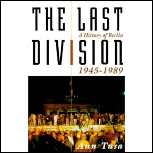 The Last Division audiobook cover art
