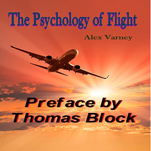 The Psychology of Flight audiobook cover art