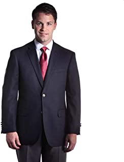 Men's Executive Apparel Blue Blazer-46 regular
