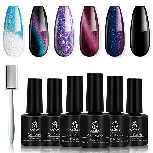 Winter/Herbst Gel-Nagellack-Set
