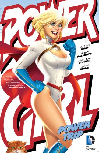 Power Girl: Power Trip (English Edition)