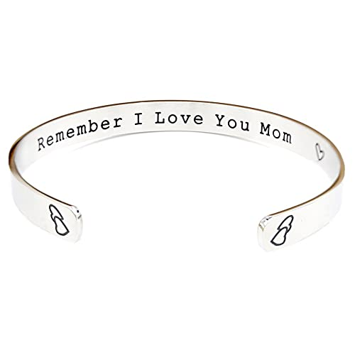 ORIYA Remember I Love You Mom Mothers Day Gift Gifts For From