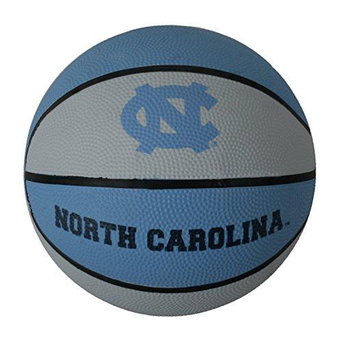 Buy Discount North Carolina Tar Heels Mini Rubber Basketball