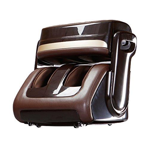 Sale!! MAYAKOBA Full Body Shiatsu Massage Chair Zero Gravity Recliner Kneading, Knocking Compact Mas...