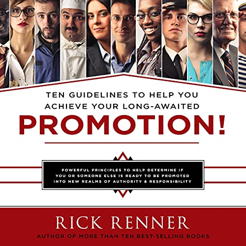 Promotion Audiobook By Rick Renner cover art