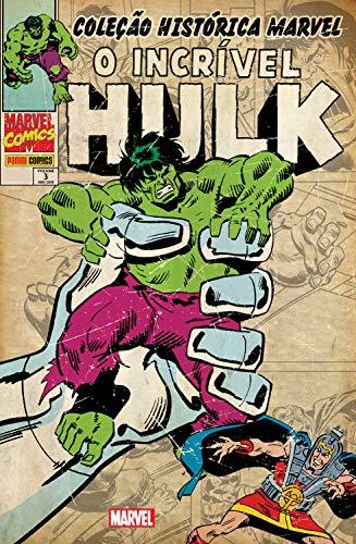 Coleção Histórica Marvel: O incrível Hulk v. 3
