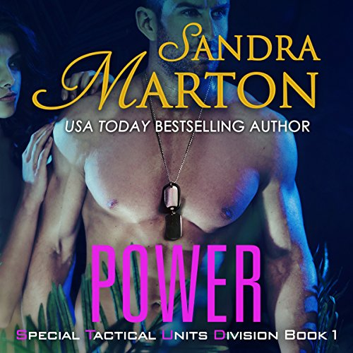 Power audiobook cover art