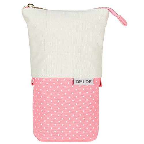 Sunstar Stationery Pen Case Delde Girly Light Pink S1409620