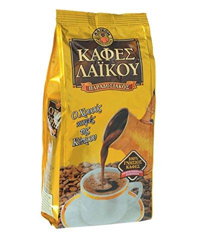 Cyprus griechisches traditionelles Laikou Gold – Top Qualität Kaffee 500 g