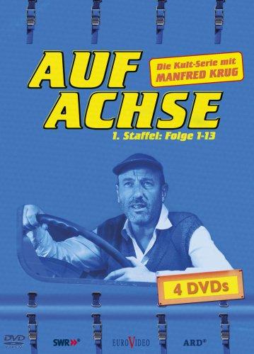 Staffel 1.0 (Folge 01-13, Softbox, 4 DVDs)