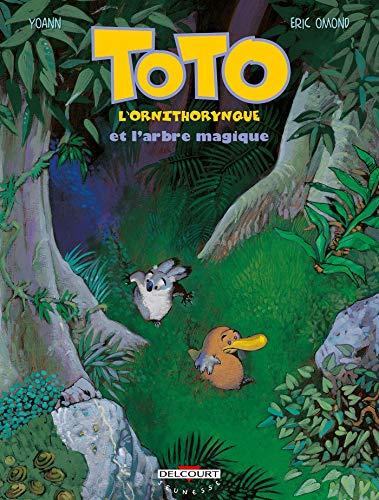 Toto lornithorynque T01: Et larbre magique