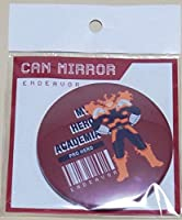 僕のヒーローアカデミア ヒロアカ ヒーロープラザ 缶ミラー エンデヴァー