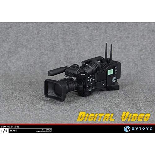 ZSMD 1/6 verhouding digitale camera set soldaat rekwisieten accessoires