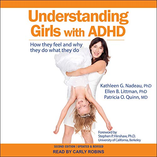 Page de couverture de Understanding Girls with ADHD