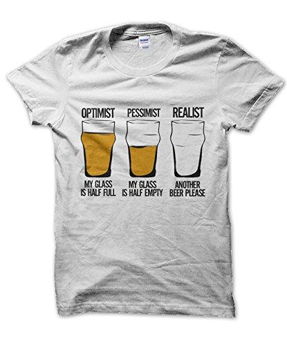 Camiseta Realista otra cerveza por favor