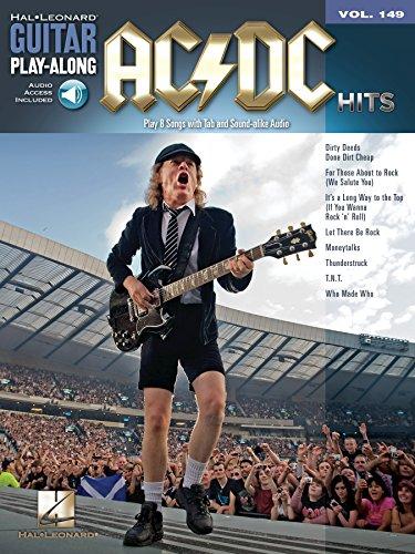 AC/DC: Guitar Play-Along Volume 149 (English Edition) eBook: AC/DC ...