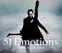 Tomoyasu Hotei - 51 Emotions The Best For The Future (3CDS) [Japan CD] TYCT-60081 by Tomoyasu Hotei
