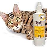 EMMA® Complesso Multi Vitamina B per Gatti, vitamina B1, B2, B2, B6, B12, Calcio, Acido folico, Ferro, Zinco Liquido 100 ml