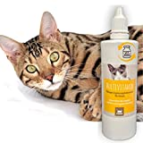 EMMA Multi Vitamina B Complejo para Gatos, Vitamina B1, B2, B6, B12, Calcio, ácido fólico, Hierro, Zinc Líquido 100 ml