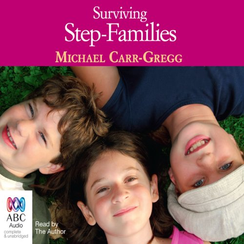 Surviving Step-Families audiobook cover art