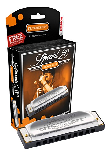 Hohner Inc. 560BX BF Special 20 - Armonica re 10 hole D