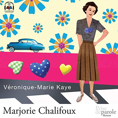 Marjorie Chalifoux (French Edition) audiobook cover art