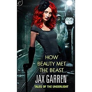 How Beauty Met the Beast audiobook cover art