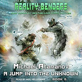 A Jump into the Unknown cover art