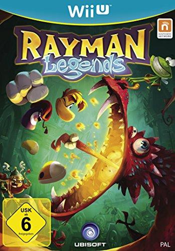 Rayman Legends [Software Pyramide] [Importación Alemana]