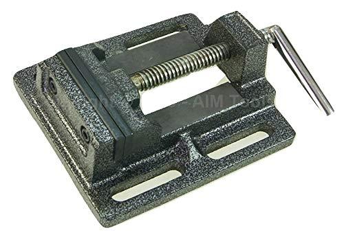 KATSU Tools 40227360 Taladro de Banco de Pilar Tipo Americano de Calidad Profesional Vice 6' 150 MM